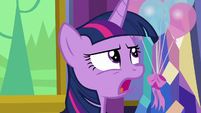 "Twilight Sparkle ""what's so funny?"" S7E1"