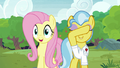 "Fluttershy ""you can open your eyes!"" S7E5.png"