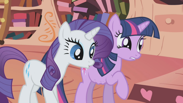 File:Rarity listens to Twilight's stomach rumbling S1E03.png