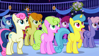 Popular background ponies 6 S01E01