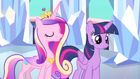 "Princess Cadance ""known throughout my empire"" S4E24"