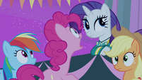 Pinkie Pie screaming S4E14