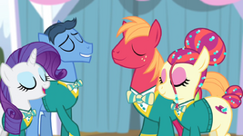 The Ponytones harmonizing S4E14.png