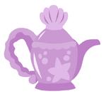 Canterlot Castle teapot