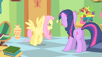 Fluttershy so frustrated S1E20