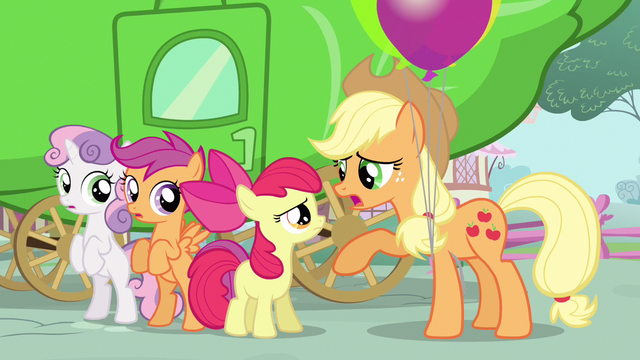 File:Sweetie Belle & Scootaloo standing S3E4.png