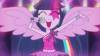 Twilight Sparkle singing EG2