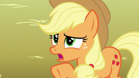 "Applejack ""he's supposed to get zap apple jam"" S6E23"