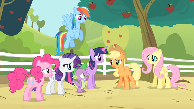 File:Applejack '...the last time there was an infestation!' S4E07.png