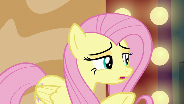 """File:Fluttershy """"the star wants control of the show"""" S6E20.png"""