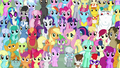 Mane Six and ponies final crowd shot S5E26.png