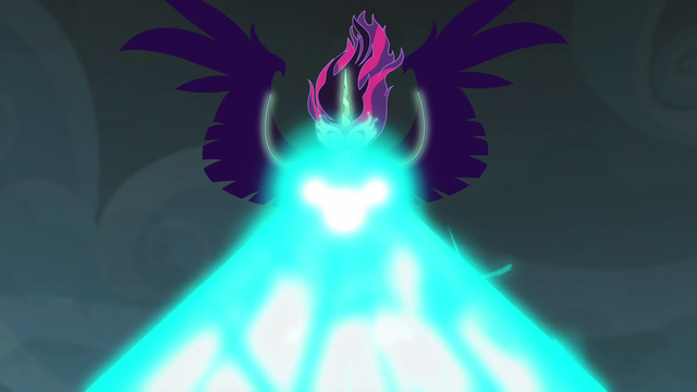 File:Midnight Sparkle giving her biggest magical blast EG3.png