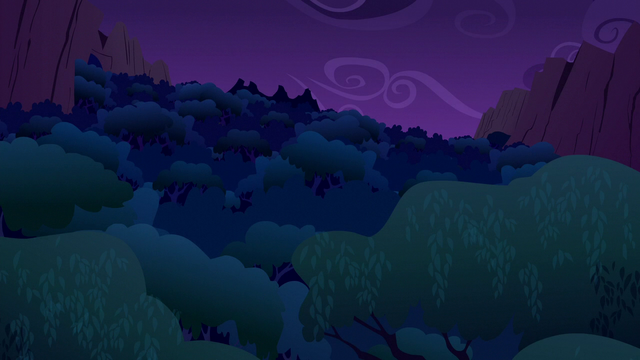 File:Nightfall in the Everfree Forest S6E15.png