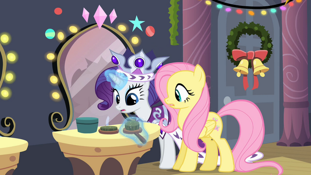 File:Rarity and Fluttershy surprised S2E11.png