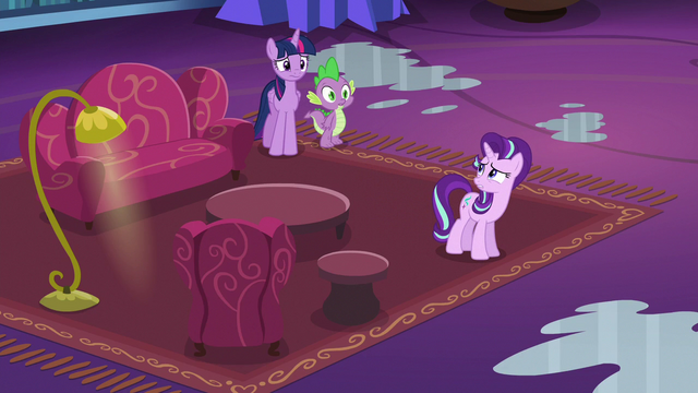 """File:Starlight Glimmer """"you might just not notice"""" S6E21.png"""