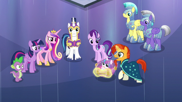 "File:Sunburst ""changelings feed off of love"" S6E16.png"