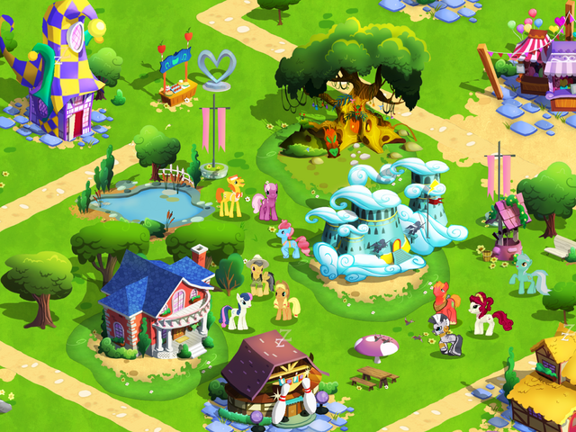 File:My Little Pony mobile game screenshot 5.png