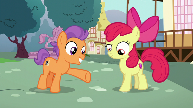 File:Apple Bloom does two simple hoof taps S6E4.png