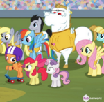 Equestria Games teams S4E24
