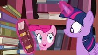 "Pinkie Pie ""whatcha doin"" S4E09"
