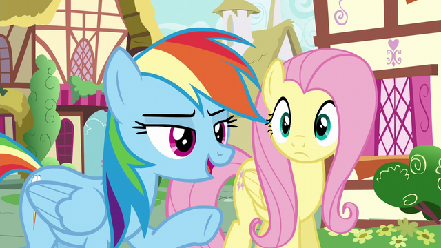 "File:Rainbow ""you'll never guess who showed up"" S6E11.png"