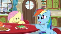 "Rainbow Dash ""you don't mean...!"" S6E11"