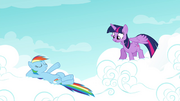 Rainbow lying down on the cloud S4E21.png