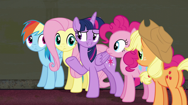 """File:Twilight """"maybe we should just postpone"""" S6E9.png"""