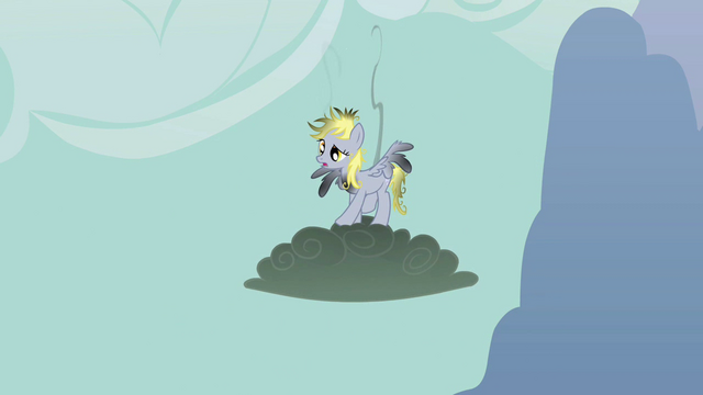 File:Derpy after being shocked by lighting S2E14.png