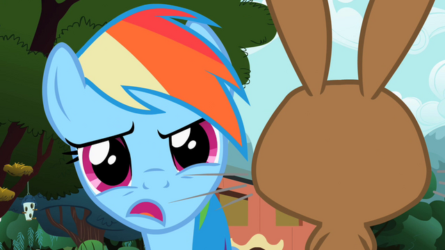 File:Rainbow Dash cutesy wootsie S2E7.png