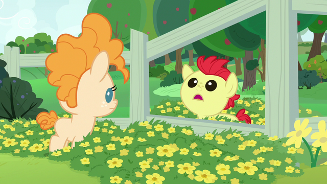 File:Young Bright Mac whispering to Pear Butter S7E13.png