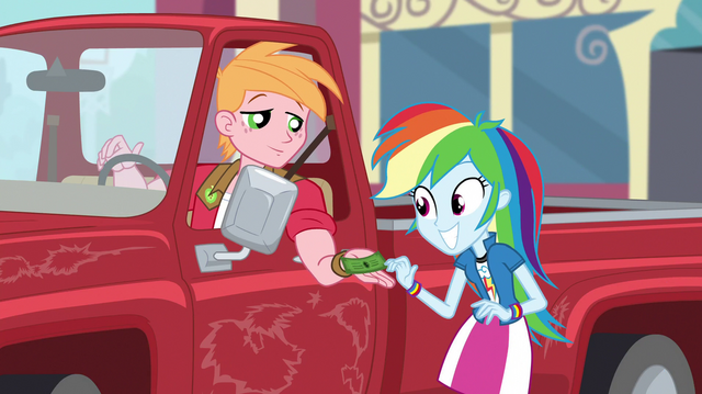 File:Big Mac pays Rainbow for washing his truck EGS1.png
