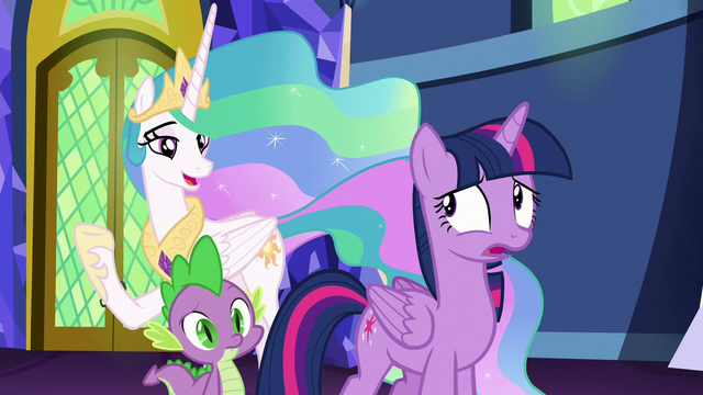 "File:Celestia ""not aware that I was an expression"" S7E1.png"