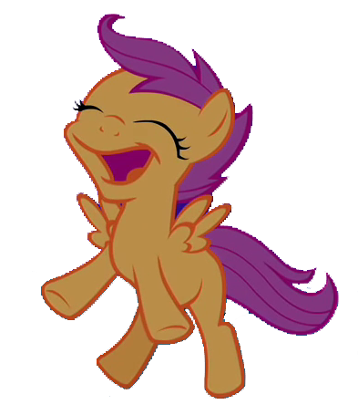 File:FANMADE Jumping Scootaloo.png