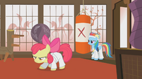Apple Bloom karate S1E12