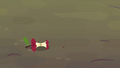 Apple core dropped onto the ground S4E09.png