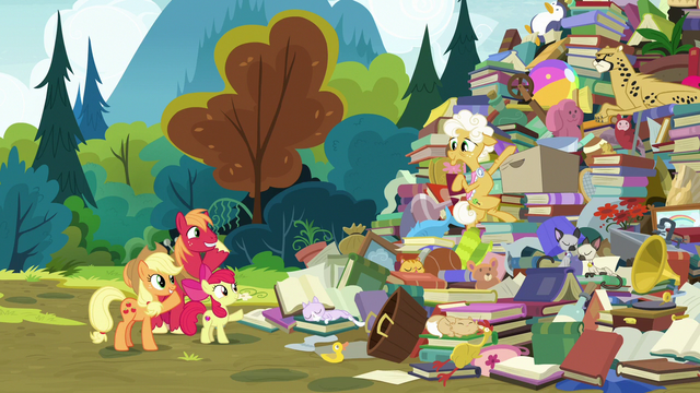 File:Apple siblings wave goodbye to Goldie S7E13.png