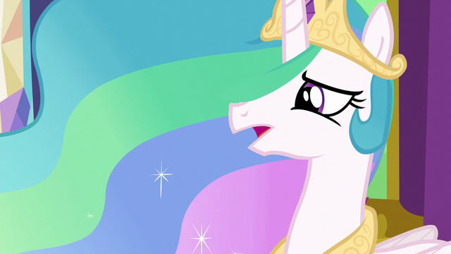 """File:Celestia """"The Dragon Lands are particularly dangerous for ponies"""" S6E5.png"""