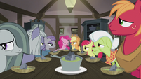"Pinkie Pie ""dinner is dinner"" S5E20"