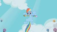 Rainbow arms S01E10