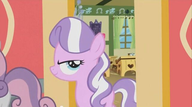 File:Diamond Tiara Walks Out of the Classroom with a Smirk on Her Face S02E12.jpg