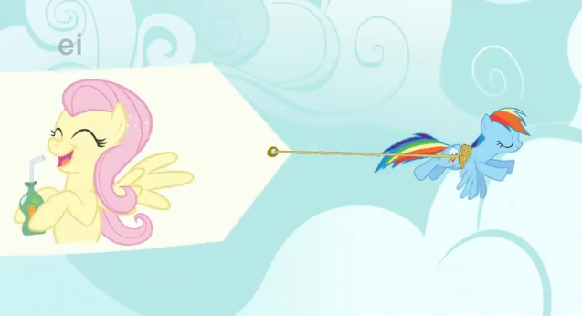 File:Fluttershy Banner S1E20.png
