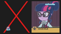Friendship Games Twilight correctly spells 'isosceles' - Italian.png
