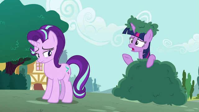 """File:Twilight """"do you really think Trixie's the one"""" S6E6.png"""