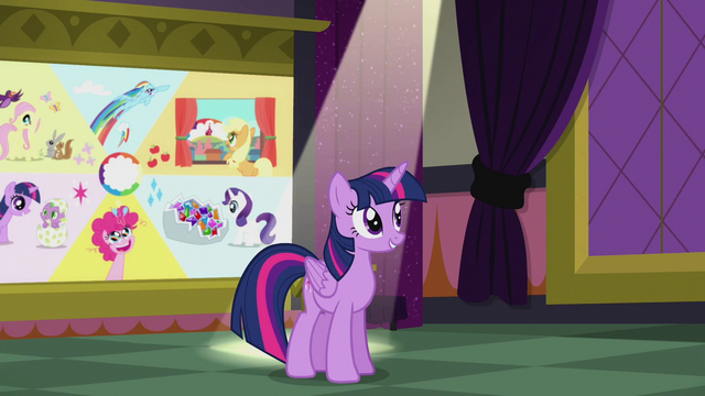 File:Twilight addressing her listeners S5E25.png