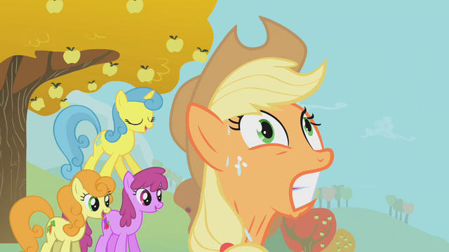File:Applejack tired S01E13.png