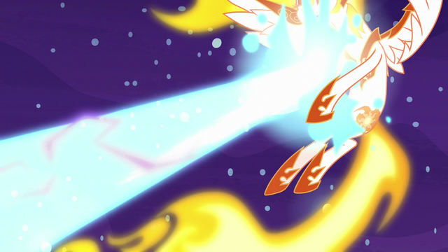 File:Daybreaker gets hit by Nightmare Moon's magic S7E10.png