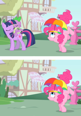 File:FANMADE Disappearing Twilight and Spike S1E15.png