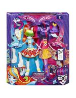 Friendship Games Rainbow Dash and Twilight Sparkle 2-pack packaging