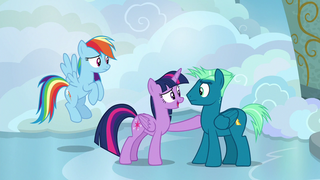 File:Twilight Sparkle comforting Sky Stinger S6E24.png